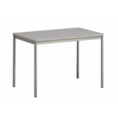 Tafel basic betonkleur (110+73x70cm)