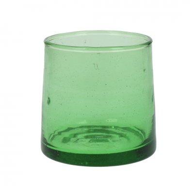 Mira kaarsenpotje groen 36636-gre-15 -k-