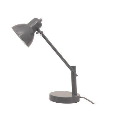 Bureaulamp donker grijs