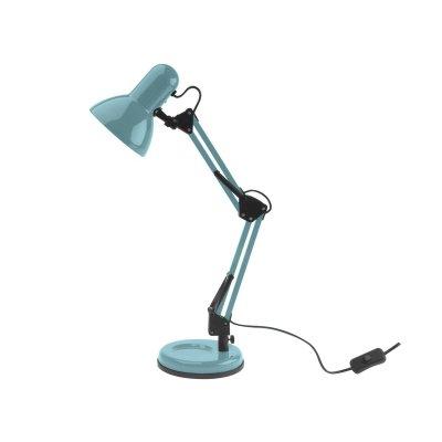 Bureaulamp blauw