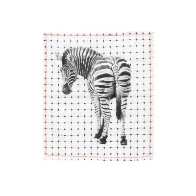 Keukenhanddoek zebra