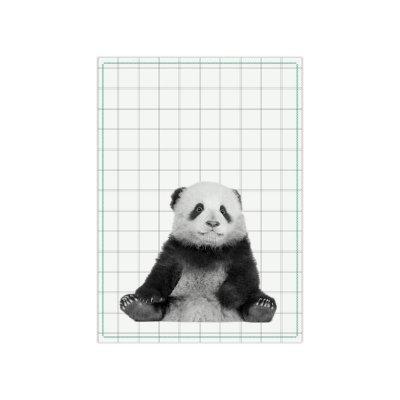 Keukenhanddoek panda