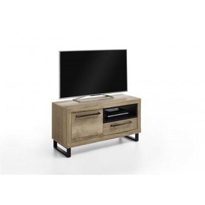 Tv-meubel 1 deur en 1 lade