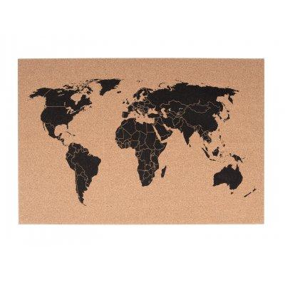 Prikbord world