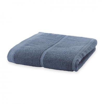 Adagio badlaken  steen blauw (70x130)