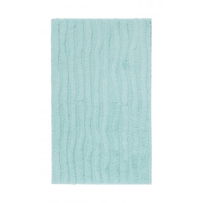 Wave badmat mint (60x100)