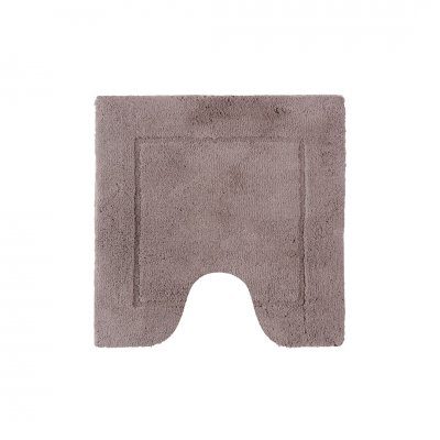 Accent wc-mat taupe (60x60)