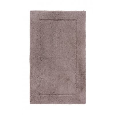 Accent badmat taupe (60x100)