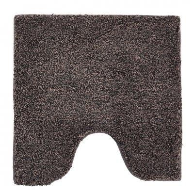 Kane wc-mat donker taupe (60x60)