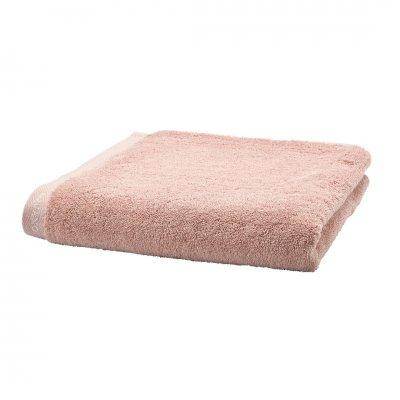 Milan badlaken oud roze (70x140)