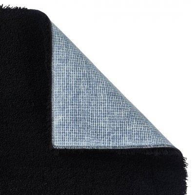Wc-mat bela zwart (60x60)