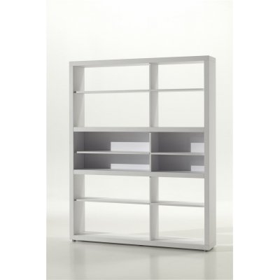 Open rek / room divider wit