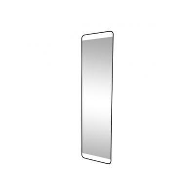 Spiegel clint xl zwart 46x175x3cm