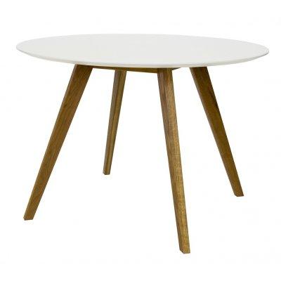 Ronde tafel wit  110cm