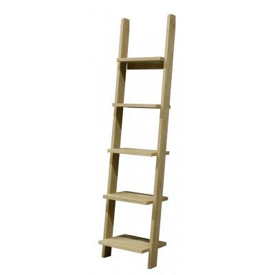 Hoog rek 5 leggers (ladder) - b: 45cm