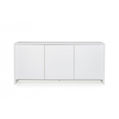 Dressoir wit met 3 deuren (173cm breed)
