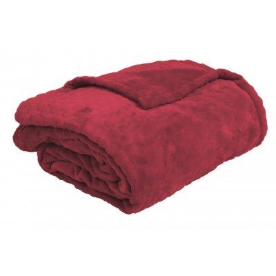 Plaid rood (150x200)