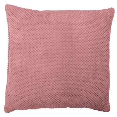 Kussen + sloop roze