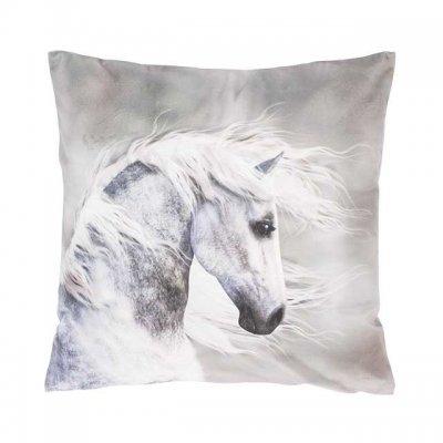 Kussen + sloop paard