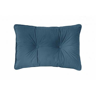 Sierkussen + sloop blauw (40x60)