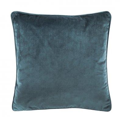 Kussen + sloop blauw (60x60)