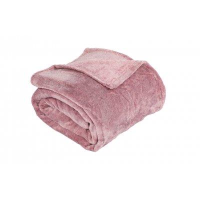 Plaid roze (130x170)