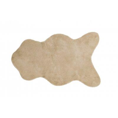 Konijnenvacht zand (60x90)