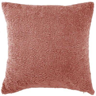 Sierkussen roodbruin (45x45)