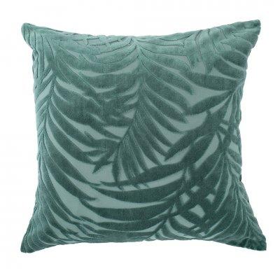 Kussen + sloop palm groen (45x45)