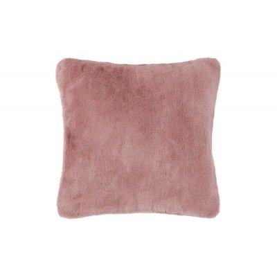 Kussen gevuld roze (45x45)
