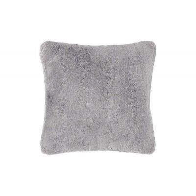 Kussen gevuld grijs (45x45)