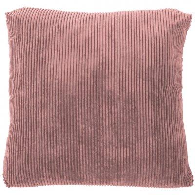 Kussen gevuld roze (60x60)