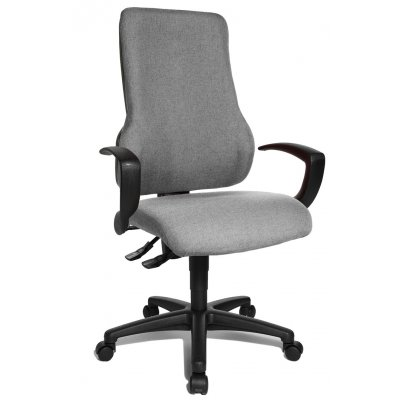 Bureaustoel grijs