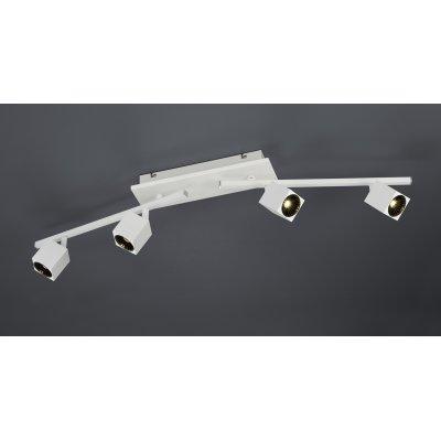 Plafondlamp cuba-4 wit (incl. led)