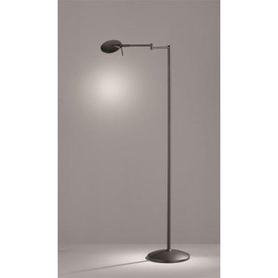 Staanlamp kazan zwart (incl. led)