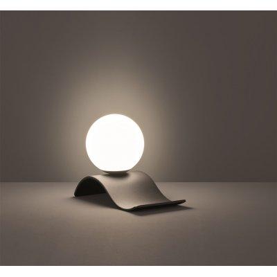 Tafellamp mat zwart