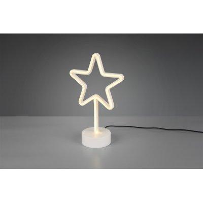 Tafellamp star 1 lichts