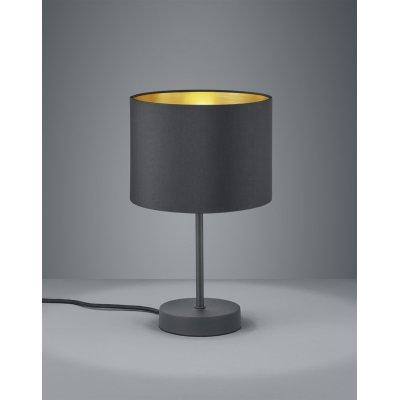 Tafellamp hostel mat zwart