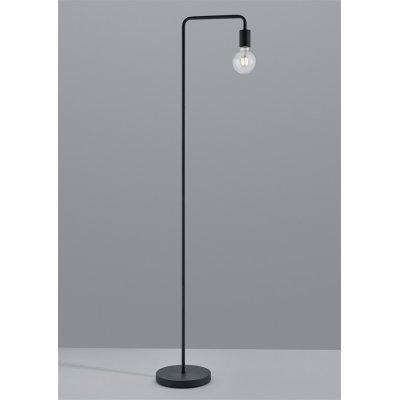 Staanlamp diallo zwart (excl. lamp)