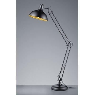 Staanlamp salvador zwart (excl. lamp)