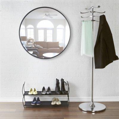 Hub spiegel 91,5cm bezel zwart 358370-040 (mag)