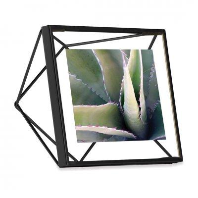 Fotokader prisma zwart (10x10)