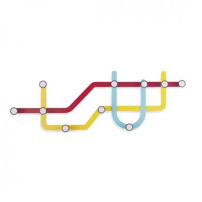 Kapstok subway multi