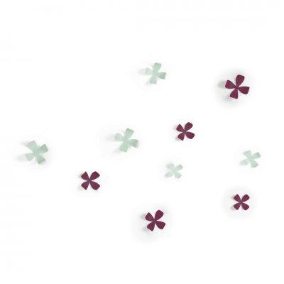 Wanddeco bloem assortiment