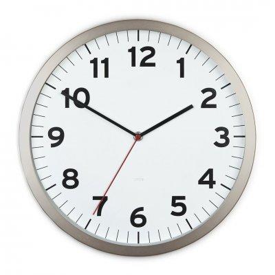 Anytime klok rond (diam:12,5cm)