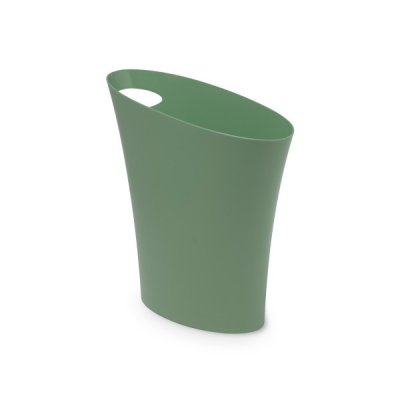 Vuilbak skinny groen