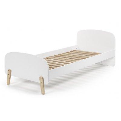 Bed 90 x 200 (inclusief rolbodem)