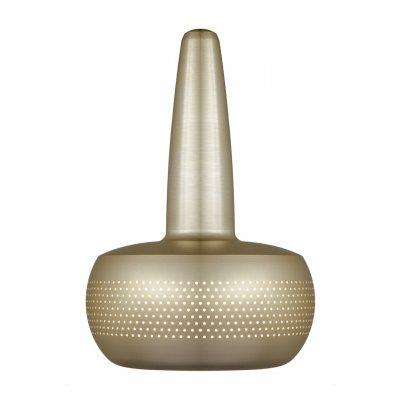 Hanglamp clava messing 21,5cm