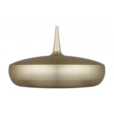 Hanglamp clava messing 43cm