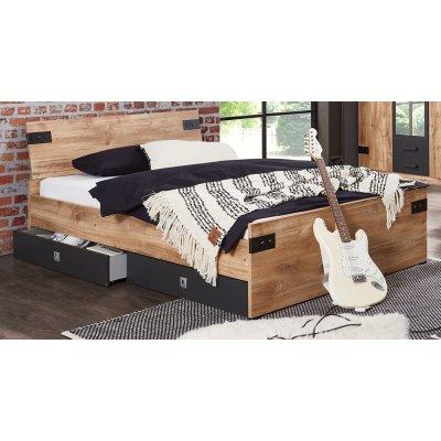 Bed 140 x 200 (zonder bedlades)